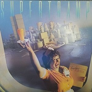 Supertramp Vinyl Record